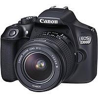 Цифровой фотоаппарат Canon EOS 1300D 18-135 IS KIT (1160C089AA)