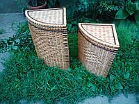 Плетеный сундук для белья 2 штуки пара, фото 1