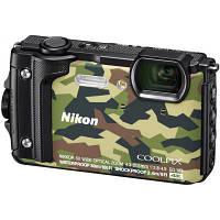 Цифровой фотоаппарат Nikon Coolpix W300 Camouflage (VQA073E1)