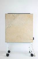 Керамическая панель Венеция ПКИТ300W 50х50см с терморегулятором