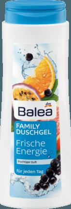 Гель для душа Balea для всей семьи, 500 мл