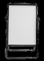 Флипчарт двухсторонний магнитный сухостираемый вертикальный 70х100см bm.0201