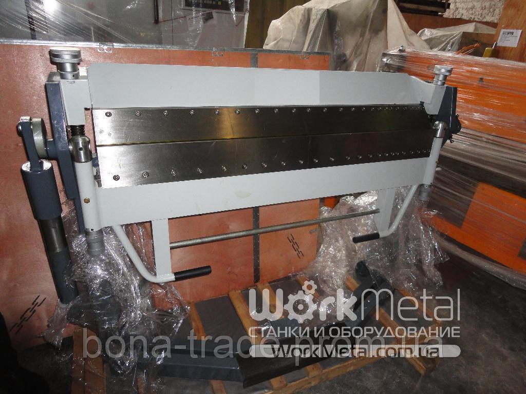 Верстат для гнуття металу сегментний ESF