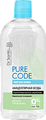 "Мицеллярная вода для всех типов кожи от ТМ "" Dr.Sante Pure Code"" , 500 мл"