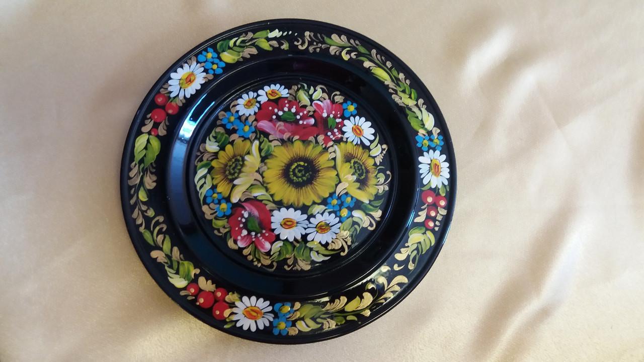 Сувенир Тарелка расписная