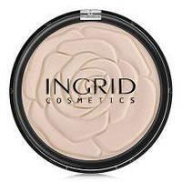 Профессиональная Прозрачная пудра Ingrid Transparent HD Beauty Innovation