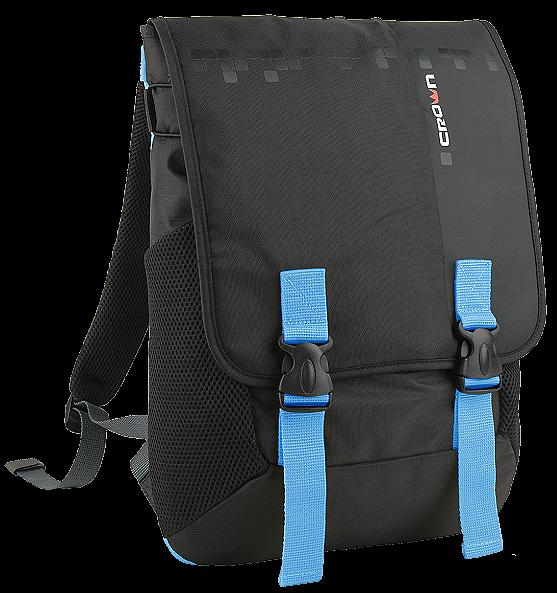 """Рюкзак для ноутбука 15,6"""" Crown Harmony Series, BPH3315BBU"""