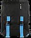 "Молодежный рюкзак для ноутбука 15,6"" Crown Harmony Series, BPH3315BBU черный, фото 4"