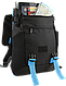 "Молодежный рюкзак для ноутбука 15,6"" Crown Harmony Series, BPH3315BBU черный, фото 6"