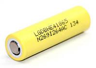 Аккумулятор LG 18650-HE4 2500mA высокотоковый Оригинал