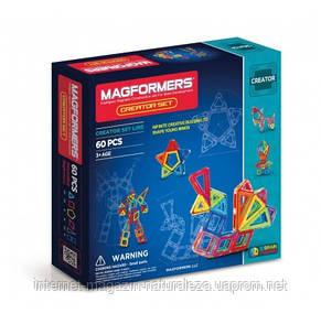 Магнитные конструкторы Magformers Создатель 60 элементов, фото 2