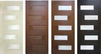 Двери ПВХ сборные: коллекция 5 -й элемент