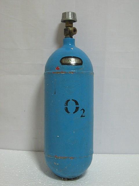 Баллон кислородный 8 литров (170Атм)