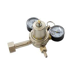 Вуглекислотний редуктор харчової УРП-4-4ДМ (G3/4-М16х1,5)