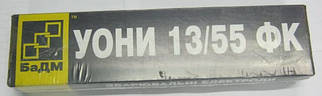 Електроди УОНИ 13/55, д. 3 мм, 5 кг