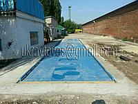 Весы автомобильные 16 метров 60 тонн (УВК-А-16СН60)