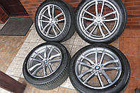 18 оригинальные колеса на BMW5 G30/G31, style 622 M///