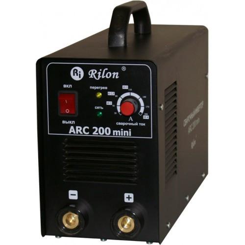 Rilon ARC 200 mini сварочный инвертор