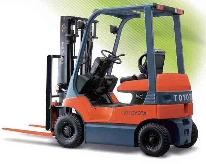 Тяговые аккумуляторы для погрузчиков Toyota