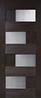 Двери межкомнатные Домино2 ПВХ стекло САТИН