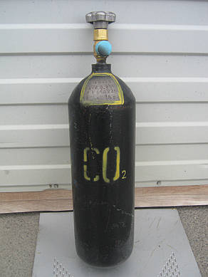 Баллон углекислотный 5л