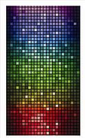 Обогреватель настенный инфракрасный пленочный картина Мозаика