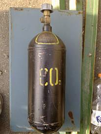 Углекислотный баллон 8л (170Атм)