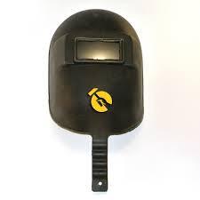 Щиток сварщика пластиковый с ручкой VITA