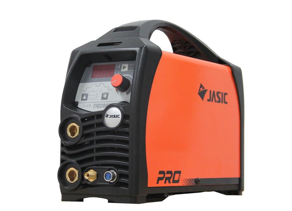 Аргоновый сварочный инвертор Jasic TIG-200P (W212)