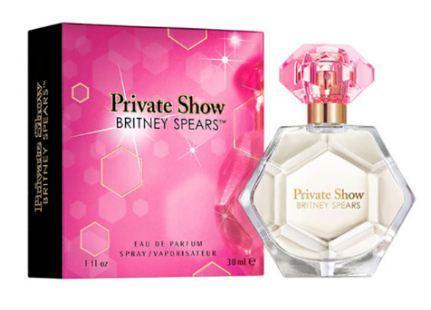 Britney Spears Private Show парфюмированная вода 100мл без целлофана NNR ORGAP
