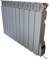 Электрорадиатор Эра 10 секций - отопление 20 кв.м