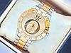 Женские часы Pandora c буквой О на циферблате, комбинированные