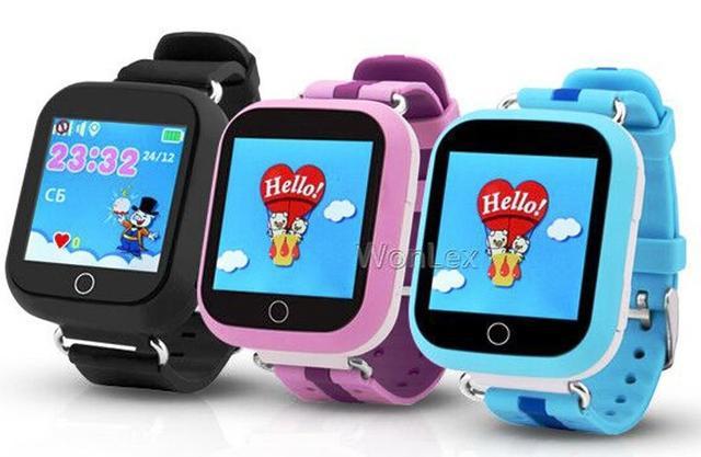 Smart Baby Watch Детские Умные Часы