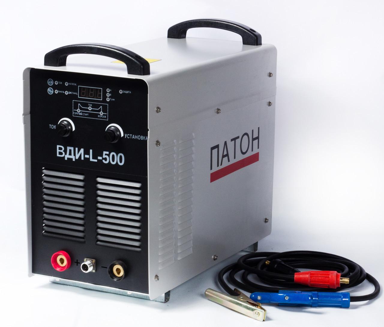 Выпрямитель инверторный ВДИ-L-500 DC MMA