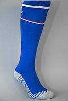 Футбольные гетры Челси, синие, Адидас, S1730