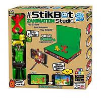 Анимационное творчество. Игровой набор для анимационного творчества STIKBOT S2 PETS Z-SCREEN