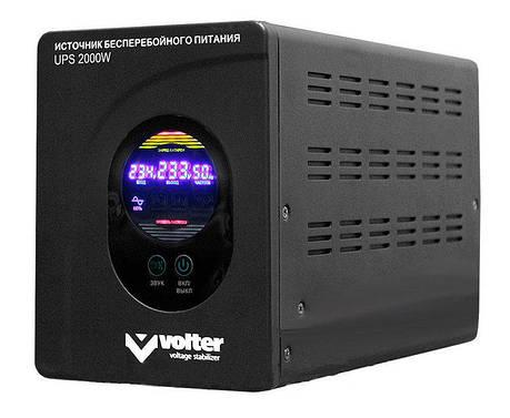 Источник бесперебойного питания Volter UPS-2000, фото 2