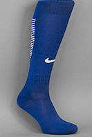 Футбольные гетры NIKE, Найк, синие, темные, S1738