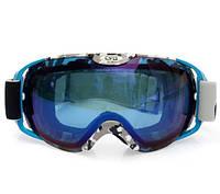 Яркая горнолыжная маска CRG. 9 моделей. Модель 5