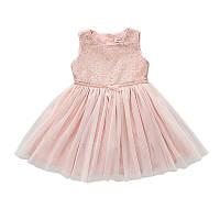Невероятно красивое зефирное платье маленькой Принцессы.