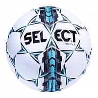 Футбольный мяч Select Royale бел/сер/бирюз