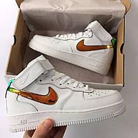 Женские кроссовки найк аир форс, кроссовки Nike Air Force