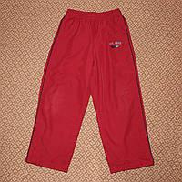Спортивные штаны Gap kids с трикотажной подкладкой на 5-7 лет