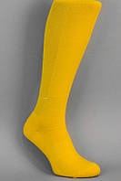 Футбольные гетры, желтые, S1751