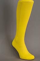 Футбольные гетры, желтые, S1752