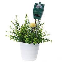 Измеритель кислотности, влажности, освещенности почвы, ph-метр для растений