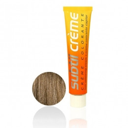 LABORATOIRE DUCASTEL Стойкая крем-краска для волос - Ducastel Subtil creme 60 мл 8 - светло-русый