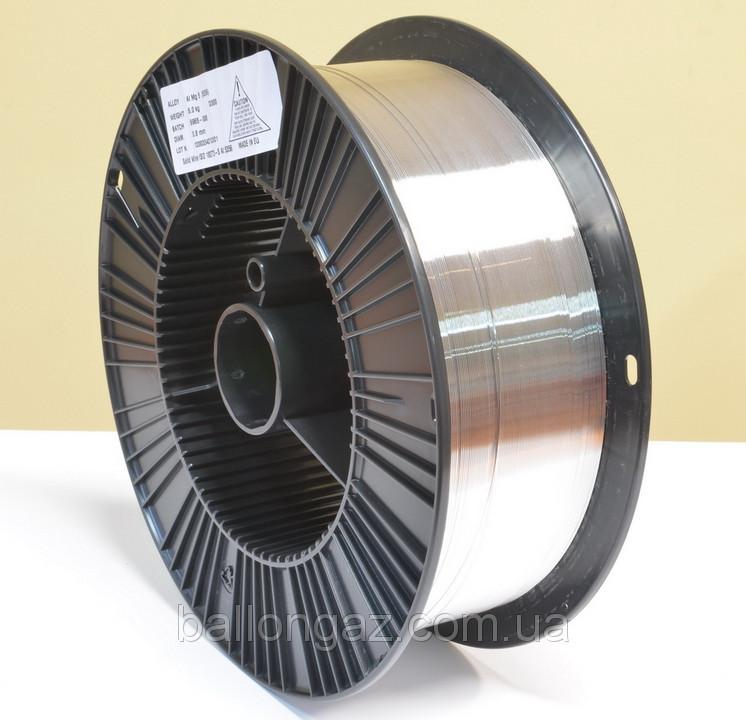 Проволока алюминиевая ER5356, д.1.2 мм, 7 кг