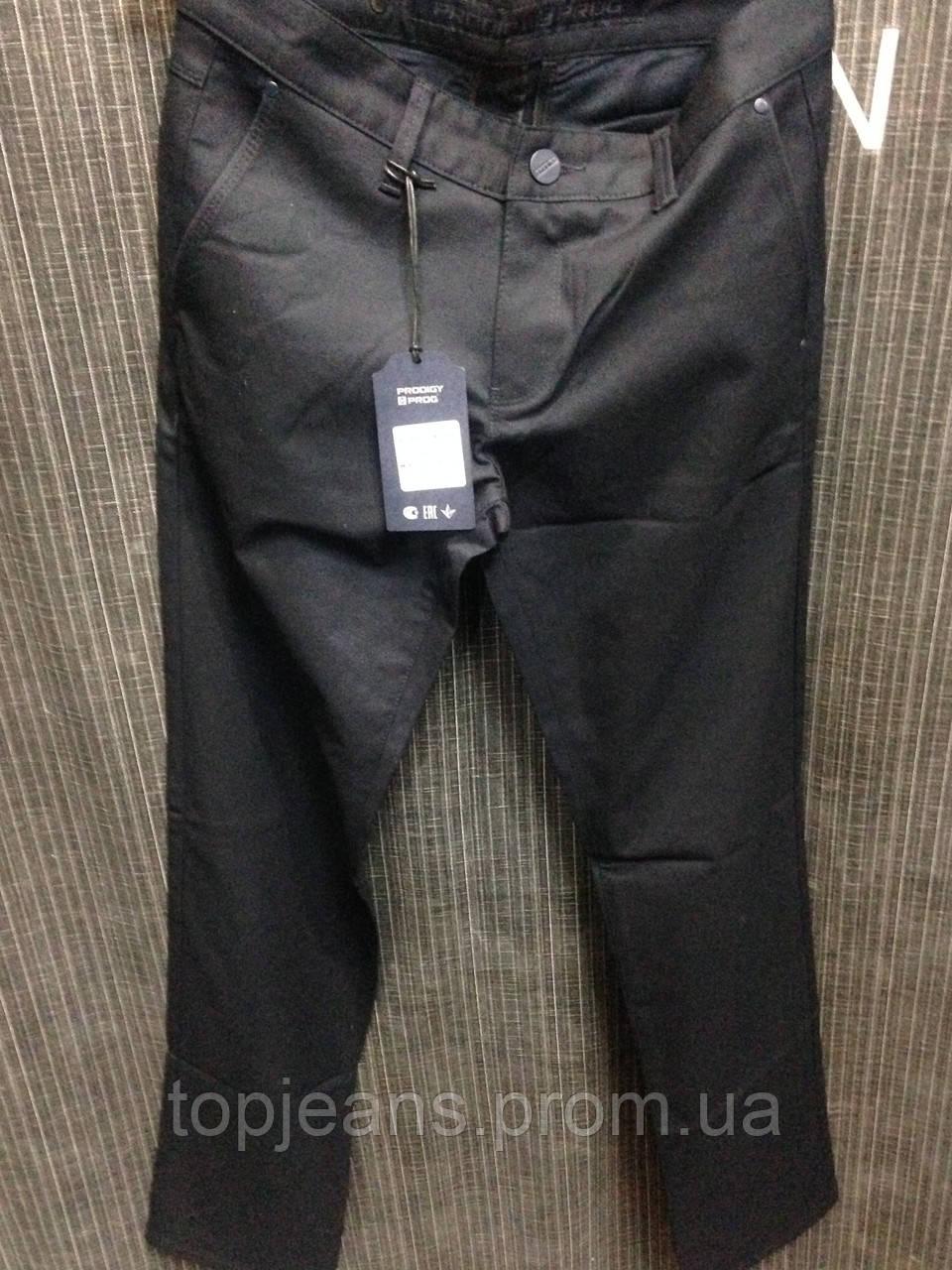 Темно-синие утепленные мужские брюки - TopJeans в Харькове