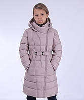 Пальто зимнее Snowimage 710P для девочки 140-164
